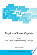 Physics of Laser Crystals Online Book