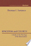 Read Online Kingdom and Church For Free