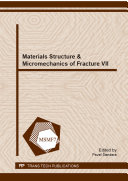 Materials Structure   Micromechanics of Fracture VII