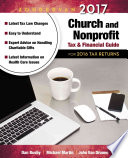 Zondervan 2017 Church and Nonprofit Tax and Financial Guide  : For 2016 Tax Returns