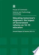 Educating Tomorrow's Engineers