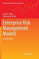 Enterprise Risk Management Models Book