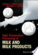 High Temperature Processing Of Milk And Milk Products Book PDF