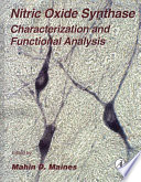Nitric Oxide Synthase: Characterization and Functional Analysis