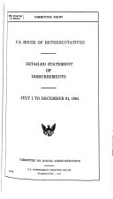 Hearings  Reports and Prints of the House Committee on House Administration