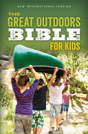 Pdf NIV, The Great Outdoors Bible for Kids, eBook Telecharger