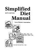 Simplified Diet Manual Book PDF