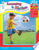 Learning In Motion Grade K Book PDF