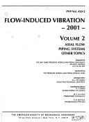 Flow induced Vibration