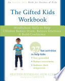 The Gifted Kids Workbook Book