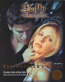 The Watchers Guide Buffy The Vampire Slayer Book PDF