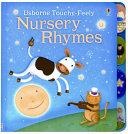Nursery Rhymes Touchy-Feely Board Book