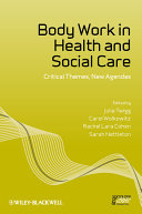 Body Work in Health and Social Care Pdf/ePub eBook
