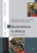 Generations in Africa