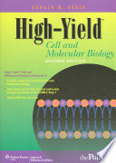 High Yield Cell And Molecular Biology Book PDF