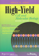 High yield Cell and Molecular Biology