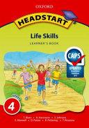 Books - Headstart Life Skills Grade 4 Learners Book | ISBN 9780199048939