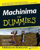 Machinima For Dummies