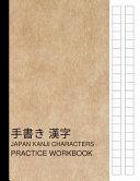 Japan Kanji Characters Practice Workbook