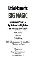 Little Moments Big Magic Book PDF