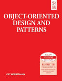 Object Oriented Design And Patterns