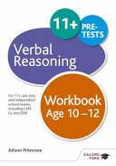 Verbal Reasoning Workbook 10-12