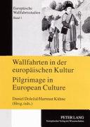Pilgrimage in European culture