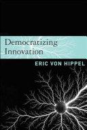 Democratizing Innovation Pdf/ePub eBook