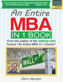 An Entire MBA in 1 Course