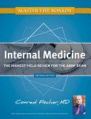 Master the Boards  Internal Medicine Book