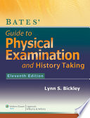 Bates Guide To Physical Examination And History Taking Book PDF