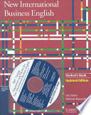 """""""New International Business English Updated Edition Student's Book with Bonus Extra BEC Vantage Preparation CD-ROM: Communication Skills in English for Business Purposes"""" by Leo Jones, Richard Alexander"""