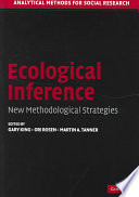 Ecological Inference Book