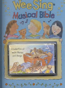 Wee Sing Musical Bible Book and Tape Book
