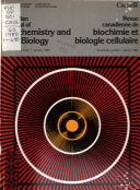 Canadian Journal of Biochemistry and Cell Biology