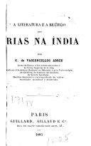 A literatura e a relijião dos árias na Índia