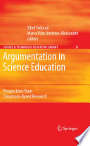 Argumentation In Science Education Book PDF