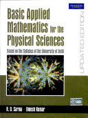 Basic Applied Mathematics For The Physical Sciences