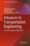 Advances in Transportation Engineering