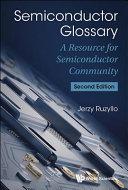 Semiconductor Glossary Book PDF