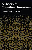 A Theory Of Cognitive Dissonance | Download Pdf/ePub Ebook