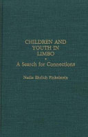 Children and Youth in Limbo Book