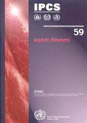Asphalt (bitumen)