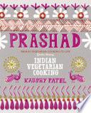 Prashad Cookbook