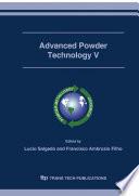 Advanced Powder Technology V