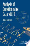 Analysis of Questionnaire Data with R