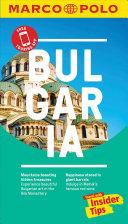 Bulgaria Marco Polo Pocket Travel Guide   with Pull Out Map