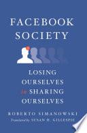 Facebook Society