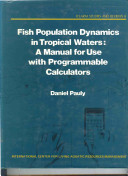 Fish Population Dynamics in Tropical Waters