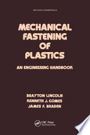 Mechanical Fastening of Plastics Book